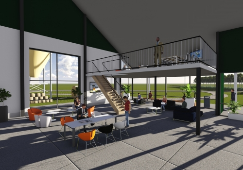 Interieur Energy Barn 2.0