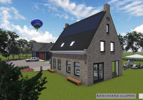 Woning Techum Leeuwarden