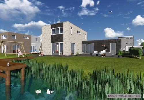 Nieuwe woning Blitsaerd