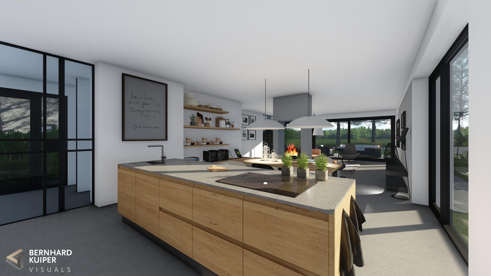 Stunning Interieur Tekenaar Images - Moderne huis 2018 ...